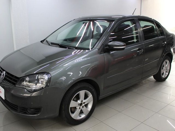 Volkswagen Polo Sedan 1.6 Mi 8v Total Flex, Iyy2010