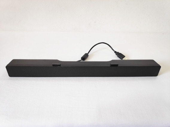 Caixa De Som Sound Bar Dell Ac511 (para Monitores Dell)
