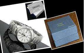 Relógio Automático Seiko 5 Snka01k1 21 Jewel Aço Inoxidável