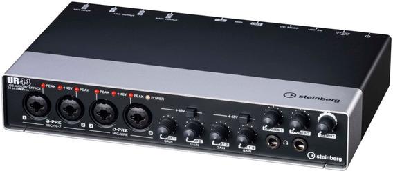 Ur44 Interface Em 12x Atelie Do Som Revenda Autorizada