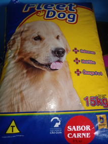 Ração Fleet Dog Carne 5kg