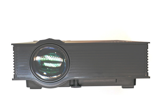 Projetor Uc68 Hdmi, Wi-fi 2 Saídas Áudios 1200 Lumens