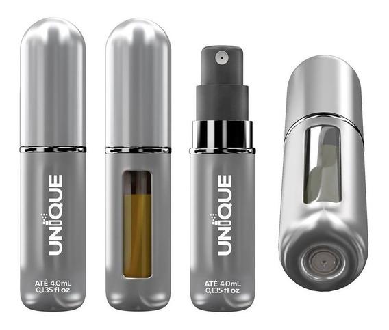 Atomizador Porta Perfume Recarregável Spray - 4ml (9 Pçs)