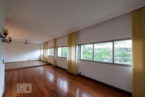 Apartamento Para Aluguel - Lagoa, 4 Quartos,  155 - 893311940
