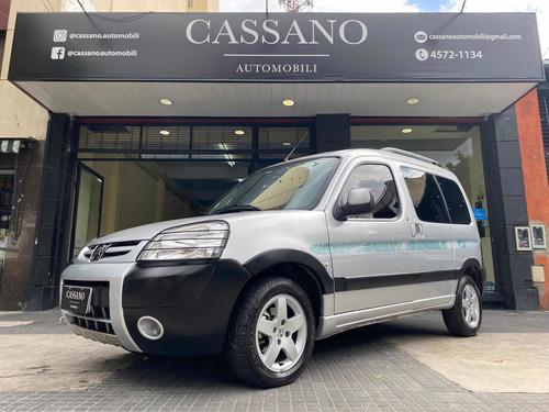 Peugeot Partner Patagónica 1.6 Vtc Plus 115 2018 Cassano Aut