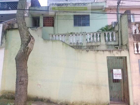 Casa Com 1 Dorm, Baeta Neves, São Bernardo Do Campo - R$ 135 Mil, Cod: 760 - V760