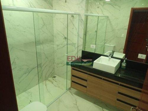 Imagem 1 de 20 de Sobrado Com 2 Dormitórios À Venda, 200 M² Por R$ 450.000,00 - Recanto Dos Eucaliptos - São José Dos Campos/sp - So2477
