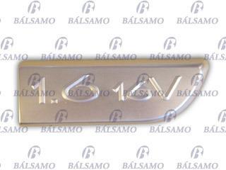 Imagen 1 de 1 de Emblema - 1,6 16v-mol.pta.d.meg Ii Cromo