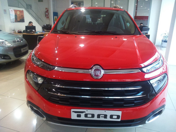 Fiat Toro Volcano 4x4 At9 0km 2020