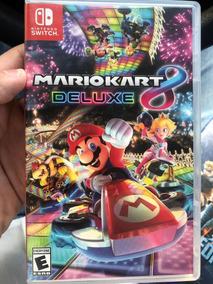 Jogo Mario Kart Nintendo Switch Seminovo