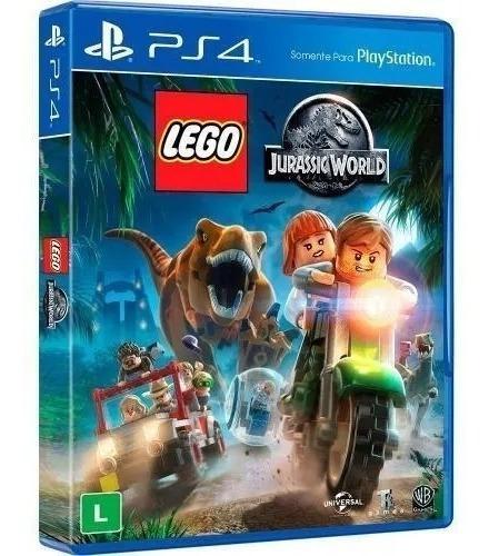 Lego Jurassic World Ps4 Psn Envio Imediato Digital 1