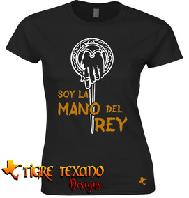 Playera Game Of Thrones Mod. 17 By Tigre Texano Designs