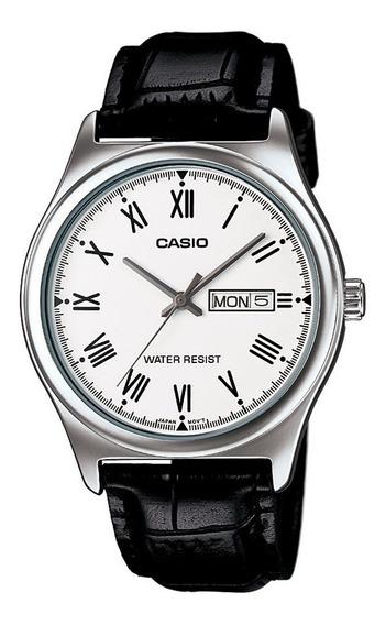 Relógio Masculino Casio Collection Analógico Mtp-v
