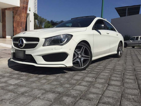 Mercedes-benz Clase Cla 250 2014 Sport Edition Amg Garantía