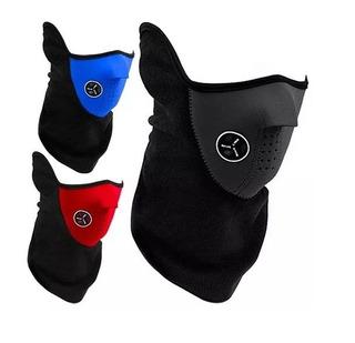 Mascara Polar Para Moto Con Neoprene