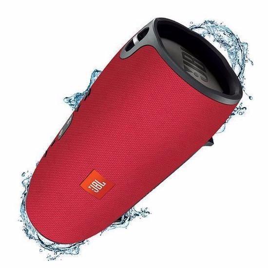 Jbl Xtreme Bluetooth Caixa De Som Original Resistente A Água