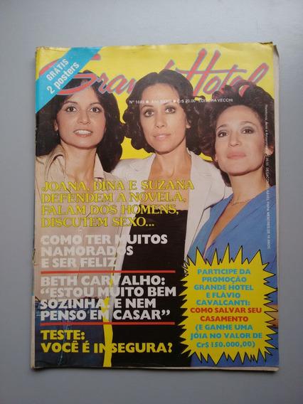Revista Grande Hotel Joana Fomm Dina Sfat Suzana Vieira 130