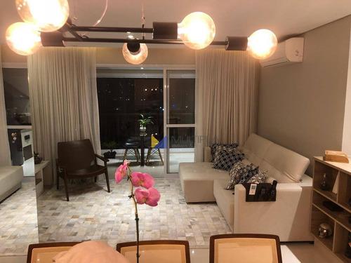 Apartamento À Venda, 80 M² Por R$ 615.000,00 - Jardim Flor Da Montanha - Guarulhos/sp - Ap0119