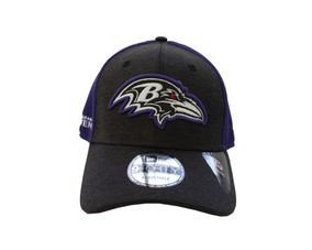 Gorra New Era, Logo Baltimore Ravens, 9forty Adjustable