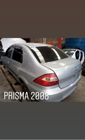 Sucata Gm Prisma 2008 Veículo Para Retirada De Peças
