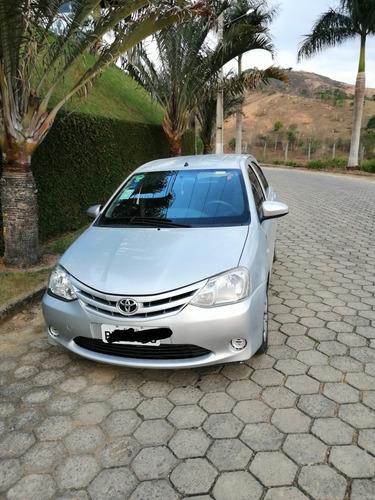 Toyota Etios 2015 1.3 16v X 5p