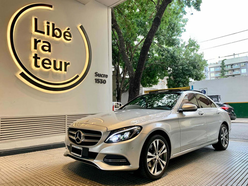 Mercedes-benz Clase C 2.0 C250 Avantgarde 211cv At 2015
