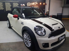 Mini Cabrio Jonh Cooper Work
