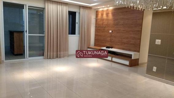 Apartamento Com 4 Dormitórios À Venda, 103 M² Por R$ 650.000,00 - Centro - Guarulhos/sp - Ap3082