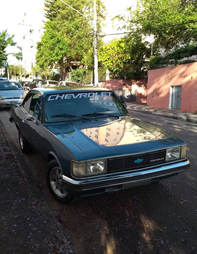 Chevrolet Opala Comodoro 1982 Coupe 2.5