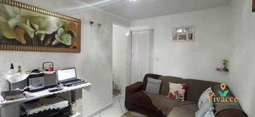 Imagem 1 de 11 de Apartamento À Venda, 49 M² Por R$ 180.000,00 - Artur Alvim (zona Leste) - São Paulo/sp - Ap3163