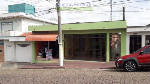 Imóvel Para Renda - Vila Romão - Salto/sp - V529