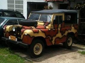 Land Rover Ingles Timon Lado Derecho