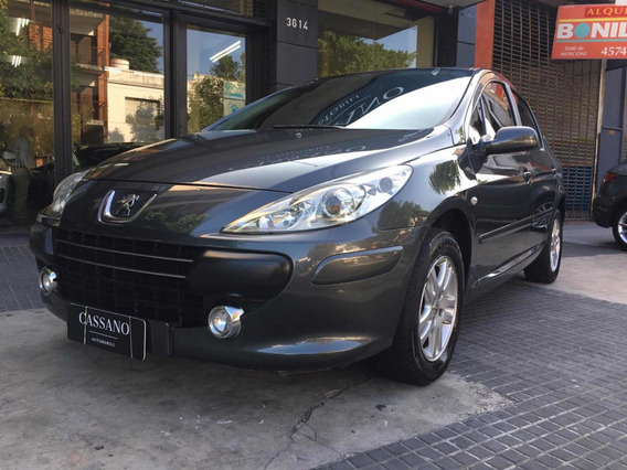Peugeot 307 Xs 1.6 2010 Gris Fer Cassano Automobili