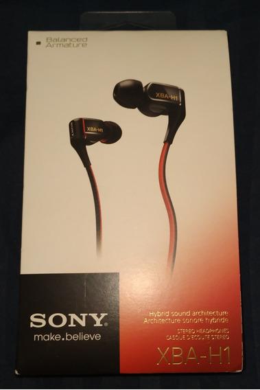 Fone Sony Xba-h1 Completo