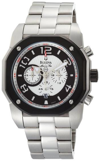 Relógio Bulova Marine Star Wb31041t / 98b137
