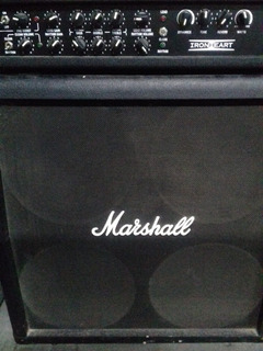 Caja Marshall Mg4x12 Angular!