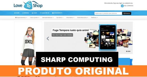 Loja Fluxshop Script + Módulos Entraga Por E-mail.