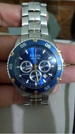 Relógio Bulova Marina Star Wb30686a - Semi Novo