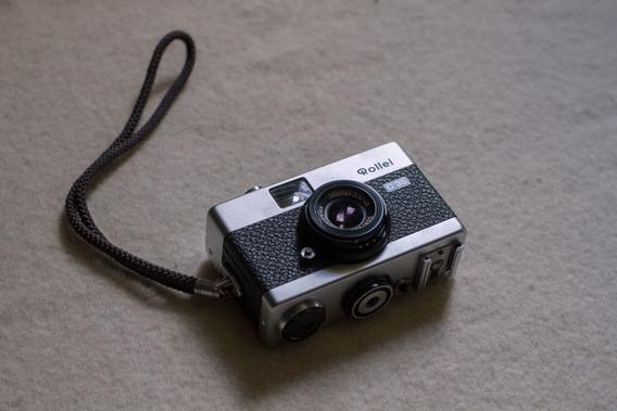 Rollei C35 - Cámara Telemétrica Análoga 35mm