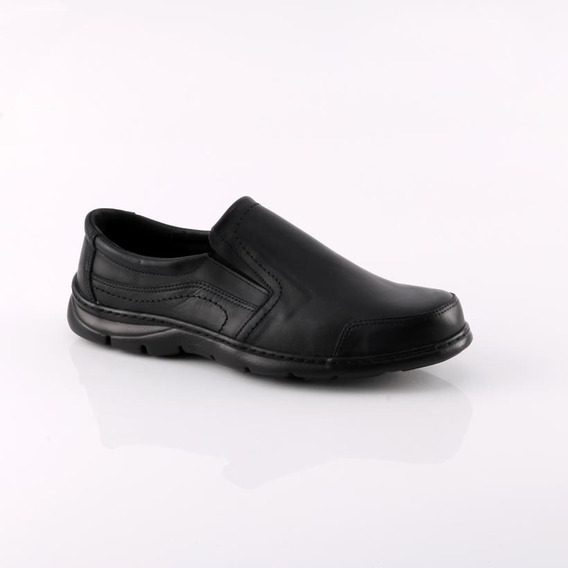 Zapato Free Comfort Slack Sport Base 4011xl Negro