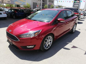 Ford Focus Se Appearance - 4pts 2016 Seminuevos