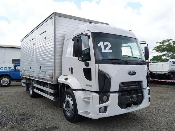 Ford Cargo 1722 4x2 2012 Toco Bau, Sb Veiculos