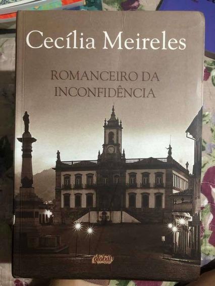 Livro Romanceiro Da Inconfidência