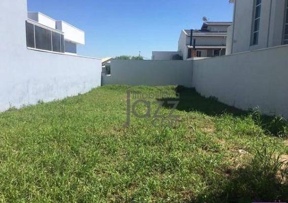 Terreno, No Condomínio Golden Park Residence, Hortolândia-sp, R$146.280,00 - Te0822