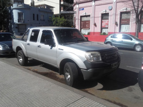 Ford Ranger 2010 Diesel 4x2 D.c Aa/dir. Impecable, Permuto.