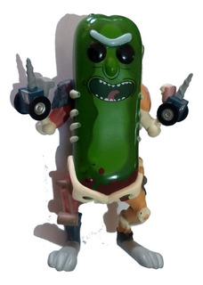 Funko Rick And Morty Pickle Rick