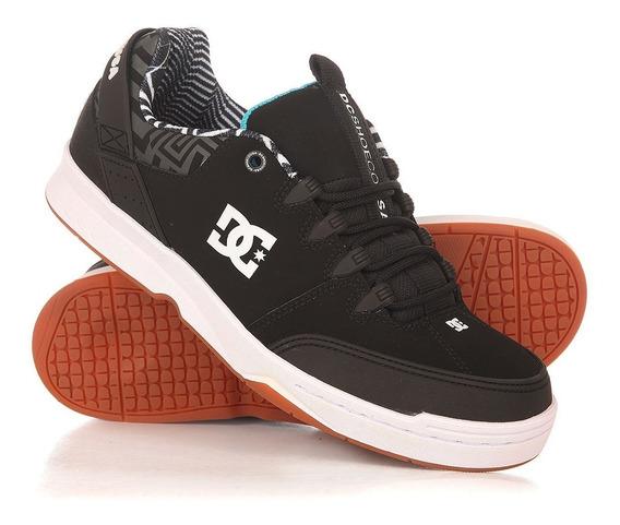 Tenis Dc Shoes Ken Block 43 Syntax Black Gum