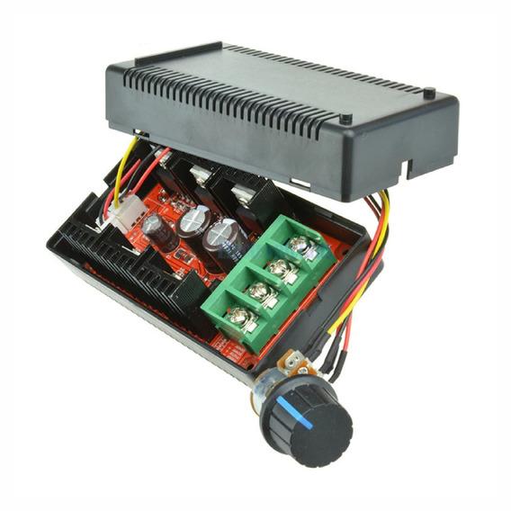 Pwm Controlador De Velocidade Para Motor Dc 40a 12v 24v 48v