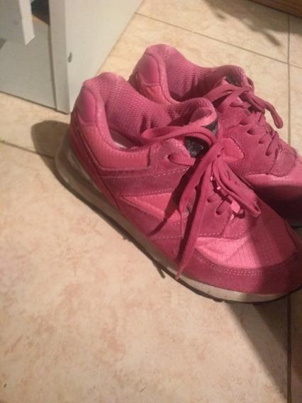 Zapatillas Rosa 37