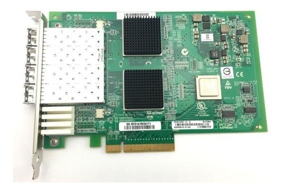 Dell Qlogic Qle2564 Px4810402-01 / 8gb Pci-e 4x Port Sfp